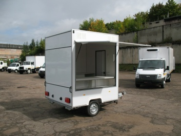 Commercial trailer (1,9m)